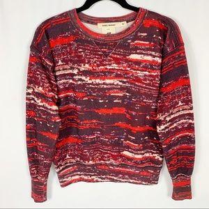 Isabel Marant Pour H & M Multi Sweatshirt Sz 4